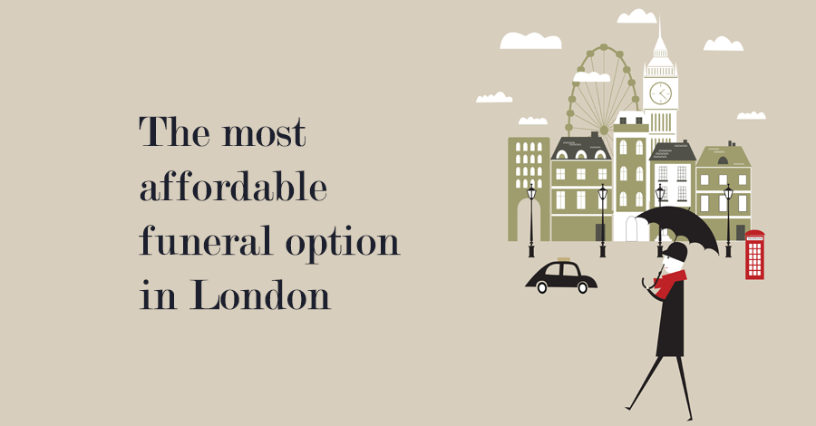 The most affordable funeral option in London - Direct Cremation