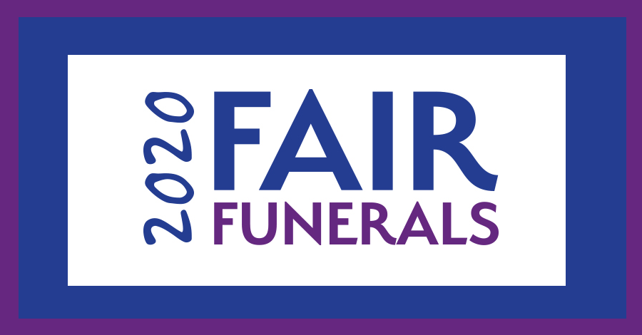 Fair Funerals Pledge 2020