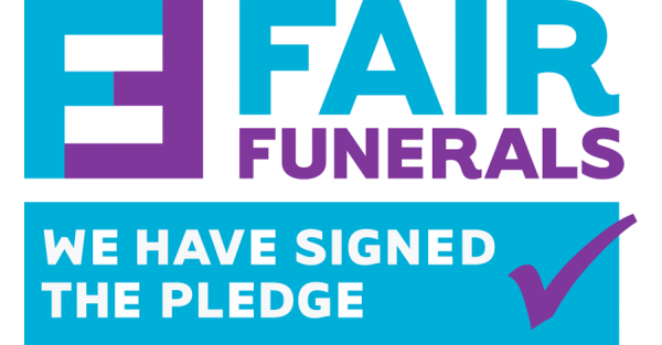 We have signed the pledge - White Rose Modern Funerals