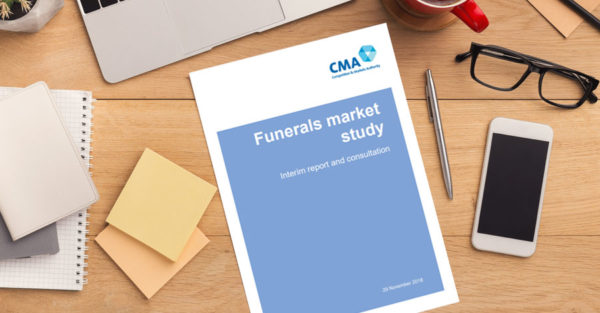 CMA Funeral Markets Study Interim Report