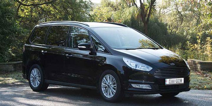 Alternative funeral transportation - hearsette vehicle