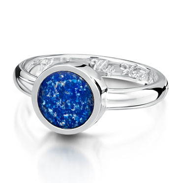 ashes jewellery tribute ring