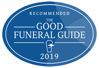 White Rose are recommended by The Good Funeral Guide