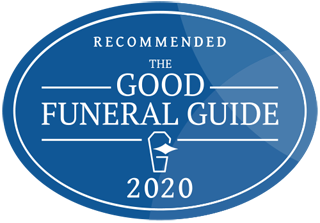 Recommended on the Good Funeral Guide