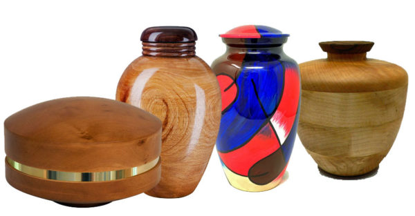 Urns for ashes