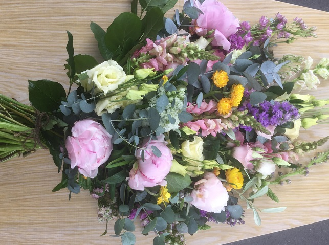 funeral flowers richmond