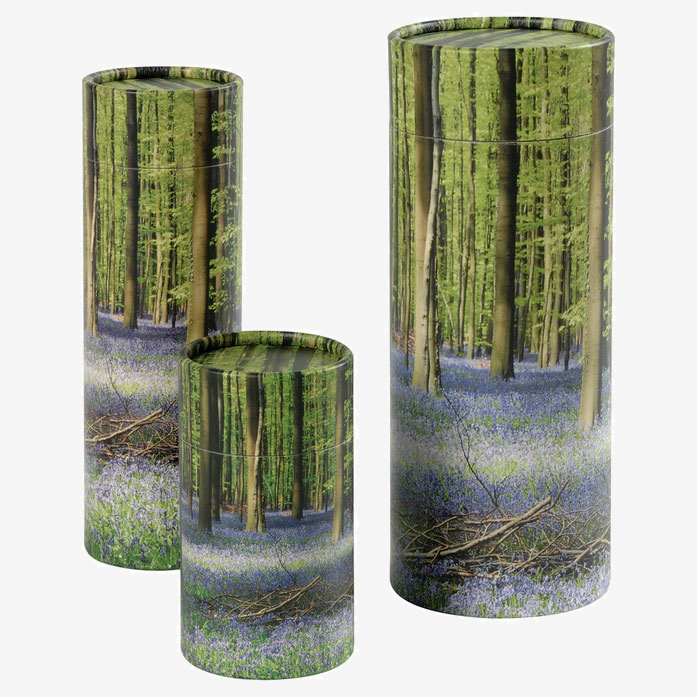 scatter tubes for ashes